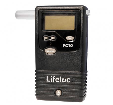Alkotesteris Lifeloc FC10