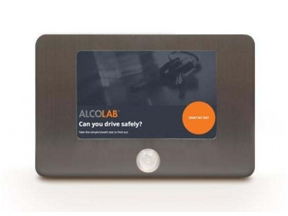Profesionalus planšetinis alkotesteris ALCOLAB™
