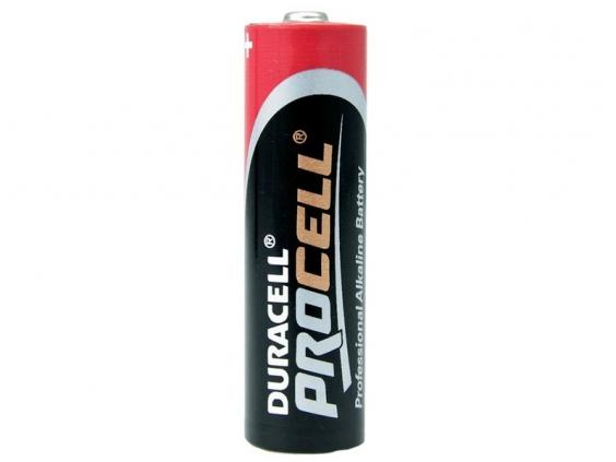 Šarminė AA tipo profesionali Duracell Procell baterija