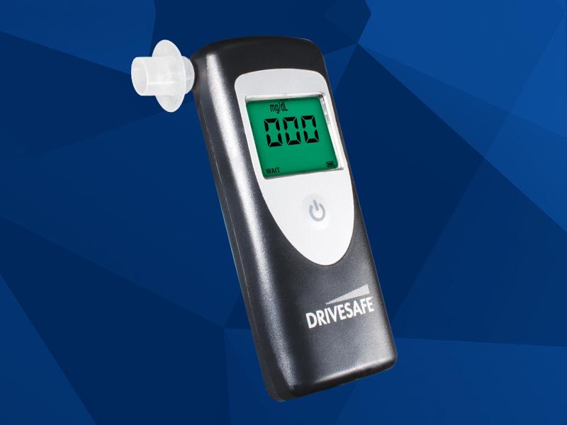 Elektrocheminis alkotesteris DriveSafe™   + DOVANA - 10 vienkartinių antgaliukų  (pridedama prie standartinės komplektacijos)  + PAPILDOMA 12 mėn. garantija  (pridedama prie gamintojo suteiktos garantijos)  Alkotesteris tinka darbuotojų patikrinimams.