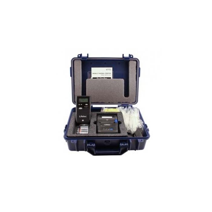 Alkotesteris Lifeloc FC20 Kit su terminiu spausdintuvu ir metrologine patikra
