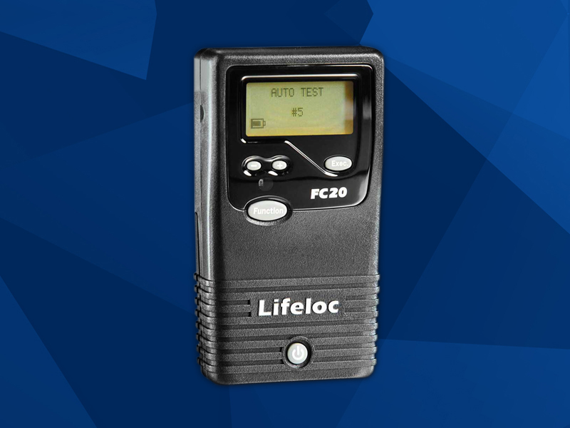 53 € nuolaida profesionaliam alkotesteriui Lifeloc FC20   + DOVANA - vienas nemokamas alkotesterio kalibravimas   Darbuotojų patikrai skirtas alkotesteris, kuris naudoja pilno dydžio platinos elektrocheminį jutiklį. Pagamintas JAV.