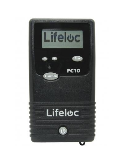 Alkotesterio Lifeloc FC10 nuoma