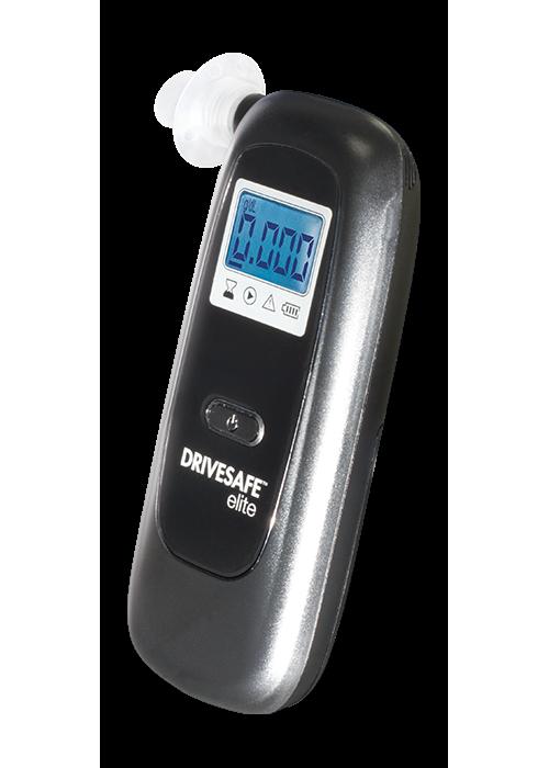 Alkotesteris DRIVESAFE™ ELITE su elektrocheminiu jutikliu